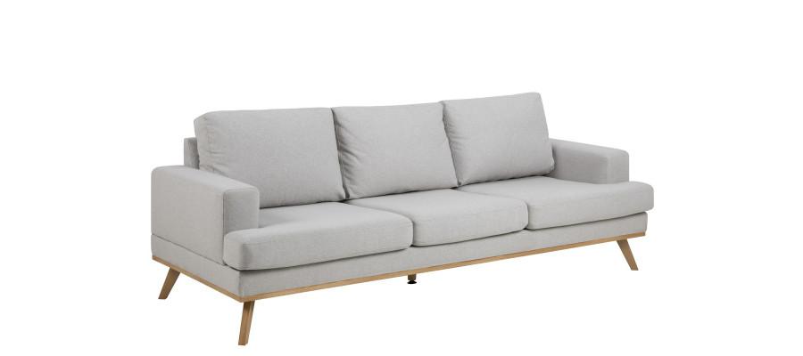 Norwich 3 personers sofa