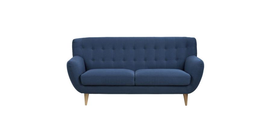 OSWALD 3 personers sofa