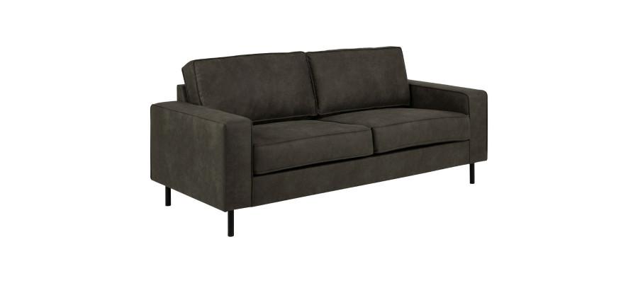 Jesolo 2,5-personers sofa grøn