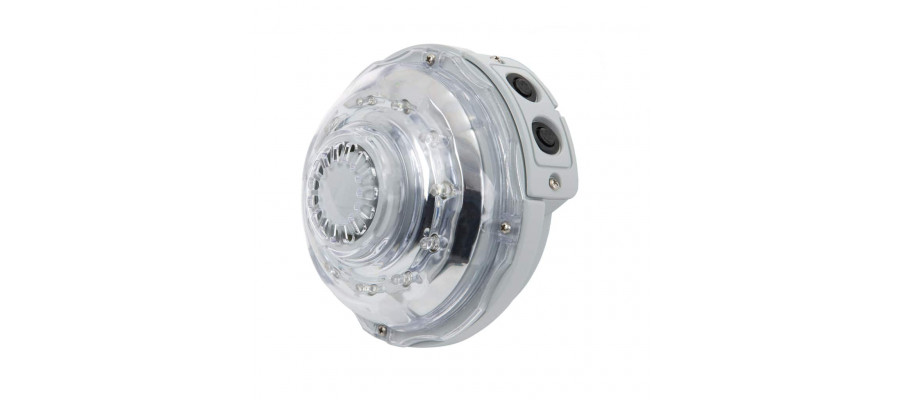Intex flerfarvet LED-lys til jet- og boblespa 28504