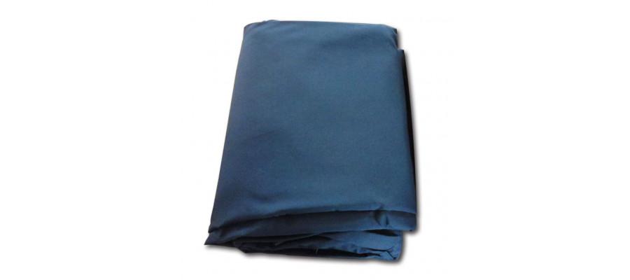 Erstatningscover til gazebo pavillion blå kanvas
