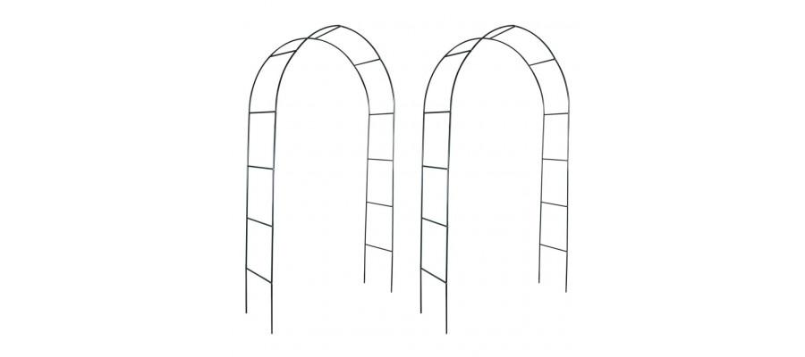 Rosenbue 2 stk. til klatreplanter