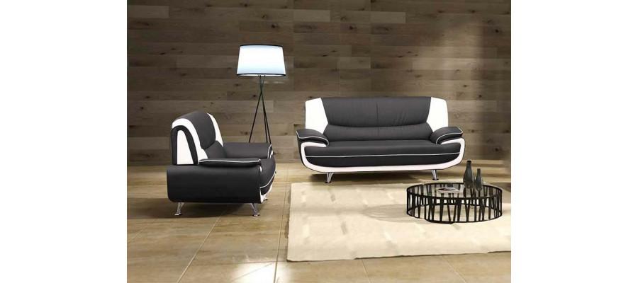 Mediolan 2+3 sofasæt