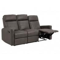 Asila 3-personers sofa grå