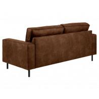Jesolo 2,5-personers sofa brun