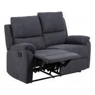 Sabia 2-personers sofa grå