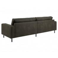 Jesolo 3-personers sofa grøn