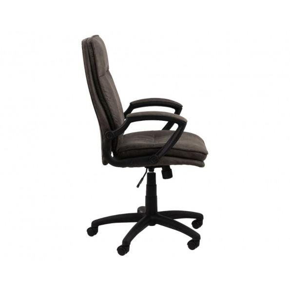 Brad skrivebordsstol grå
