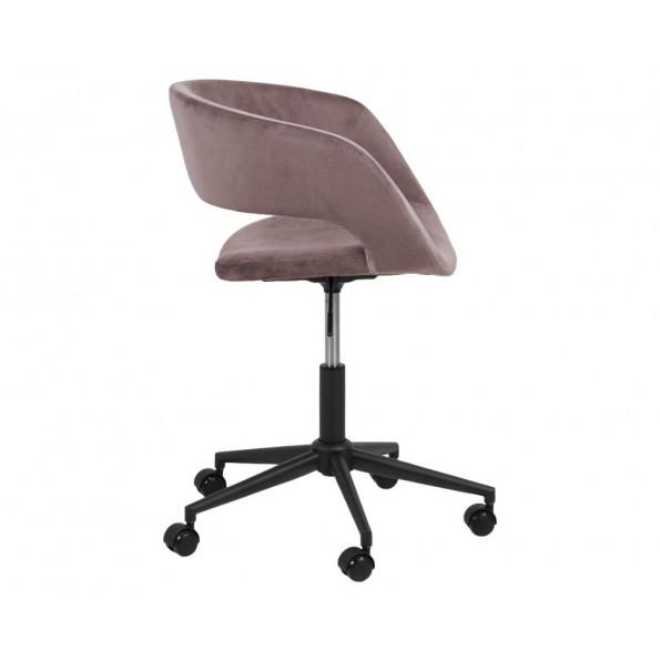 Grace skrivebordsstol rød