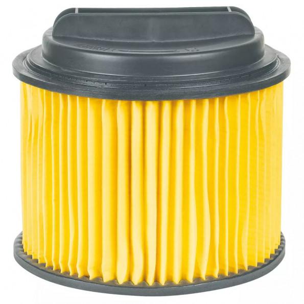 Einhell Plisseret Filter med hætte til Våd & Tør støvsugere