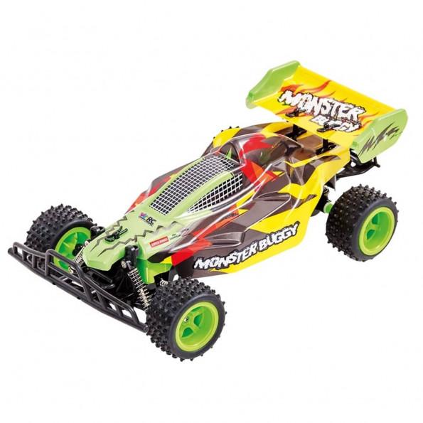 Happy People radiostyret legetøjsbil Monster Buggy
