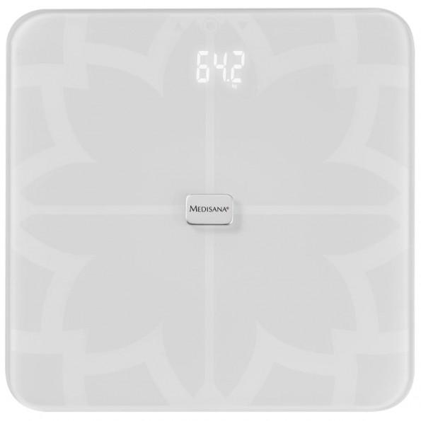Medisana kropsanalysevægt BS 450 CONNECT hvid