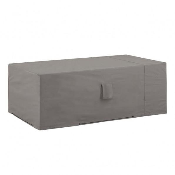 Madison udendørs møbelovertræk 180 x 110 x 70 cm grå
