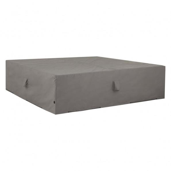 Madison udendørs møbelovertræk 180 x 190 x 85 cm grå