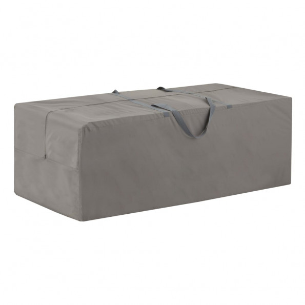 Madison udendørs hyndeovertræk 175 x 80 x 60 cm grå