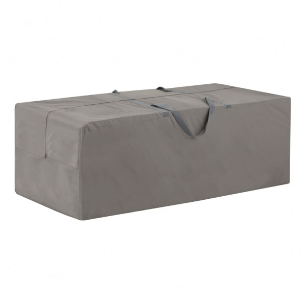 Madison udendørs hyndeovertræk 125 x 32 x 50 cm grå