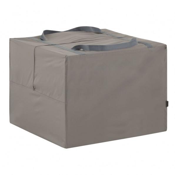 Madison udendørs hyndeovertræk 80 x 80 x 60 cm grå