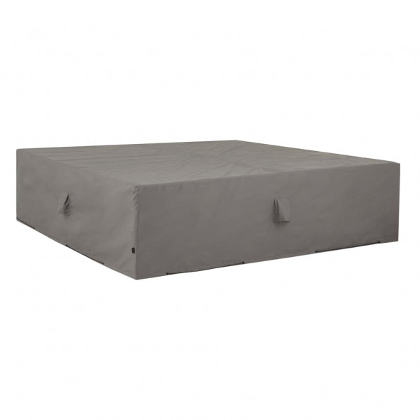 Madison udendørs loungesætovertræk 205 x 100 x 70 cm grå