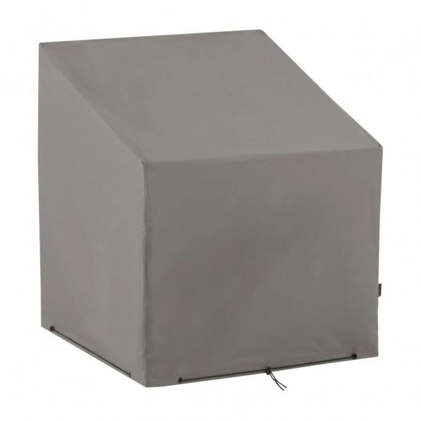 Madison udendørs stoleovertræk 75 x 75 x 90 cm grå