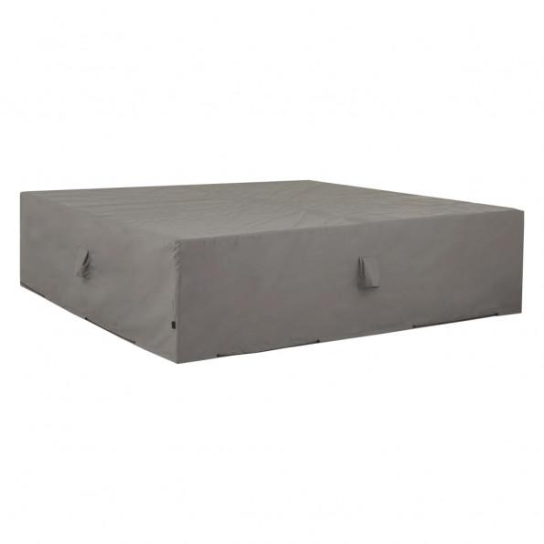 Madison udendørs loungesætovertræk 100 x 100 x 70 cm grå