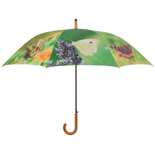 Esschert Design paraply Sommerfugle 120 cm TP211