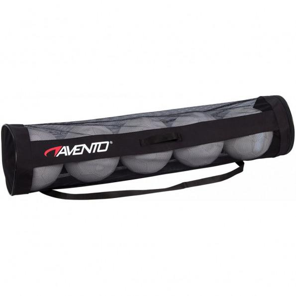 Avento rørformet boldtaske til 5 bolde