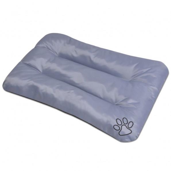 Hundemadras str. L grå