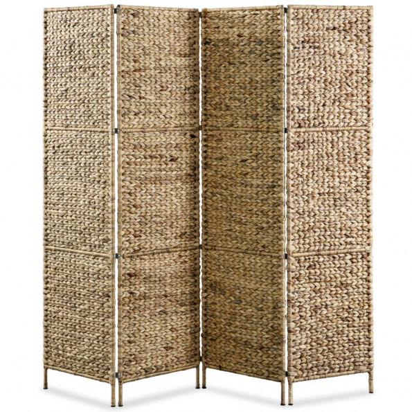 4-panelers rumdeler 154 x 160 cm vandhyacint