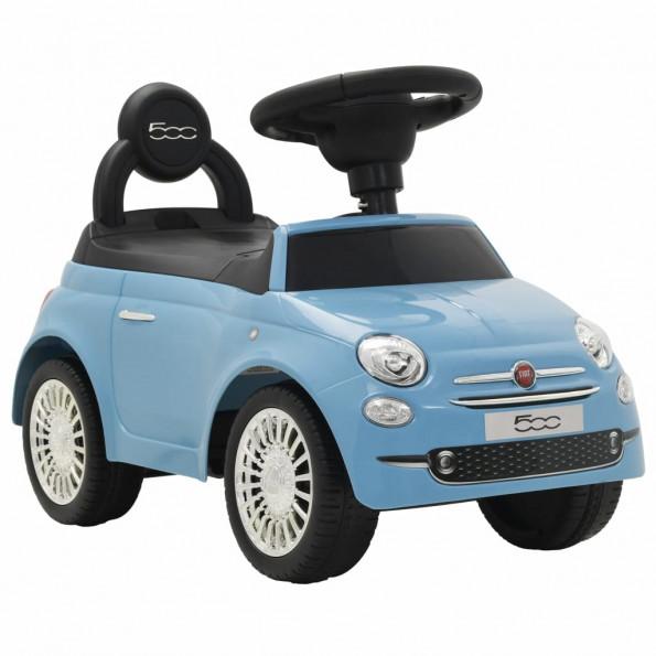 Legetøjsbil Fiat 500 blå