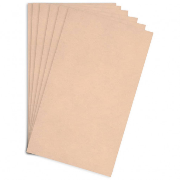 Plakatplader 10 stk. DIN A1-størrelse HDF 841 x 594 x 3 mm