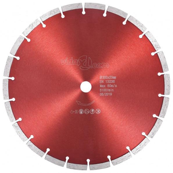 Skæreskive til diamantskærer 300 mm stål