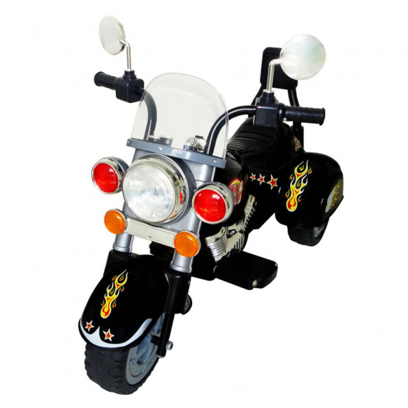 Elektriske motorcykel for børn