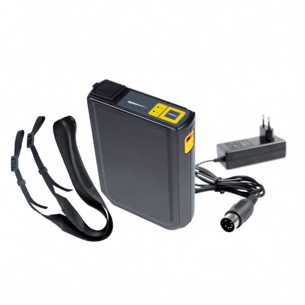 Genopladeligt Li-ion-batteri