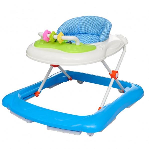 Baby gåstol Blå
