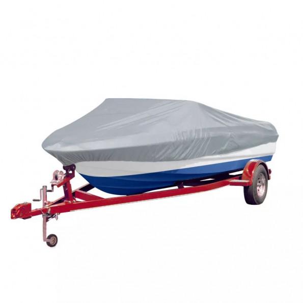 Båd dække grå 427-488 cm lang, 229 cm bred