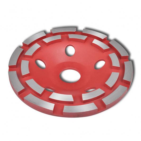 Diamond Cup hjul dobbeltrækker 125mm