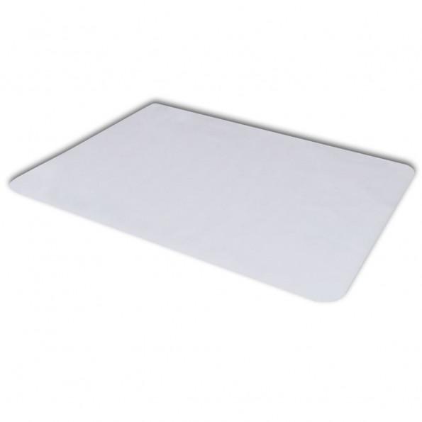 Gulvbeskytter til laminatgulv og gulvtæppe 90 x 120 cm