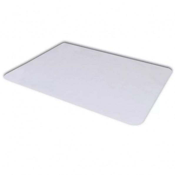 Gulvbeskytter til laminatgulv og gulvtæppe 120 x 120 cm