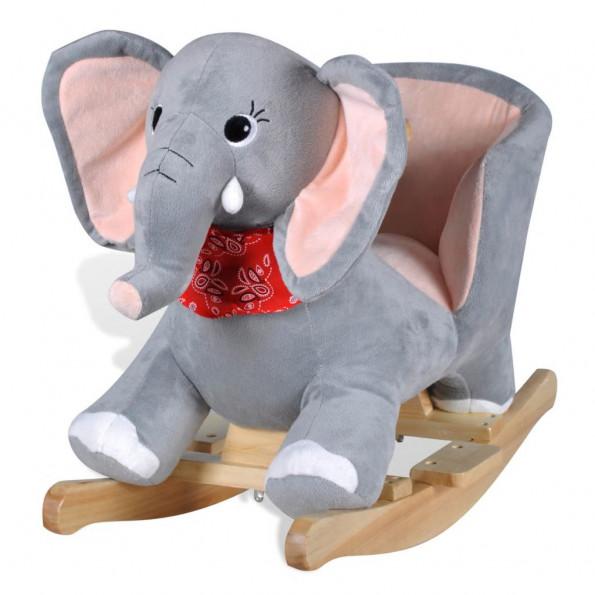 Gyngedyr elefant