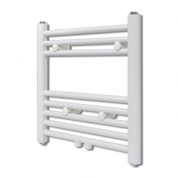Håndklædetørrer til badeværelset centralvarme lige 480 x 480 mm