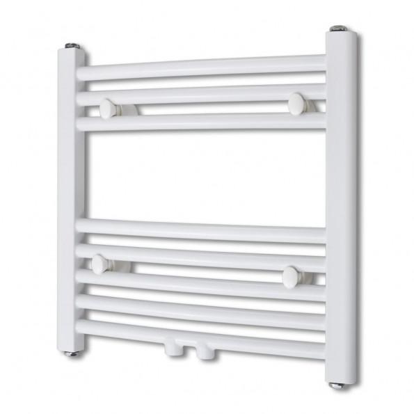 Håndklædetørrer til badeværelset centralvarme kurvet 480 x 480 mm