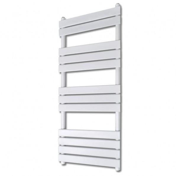 Håndklædetørrer til badeværelse centralvarme lige 600 x 1400 mm