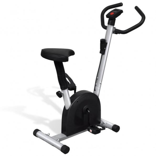 Motionscykel med sæde