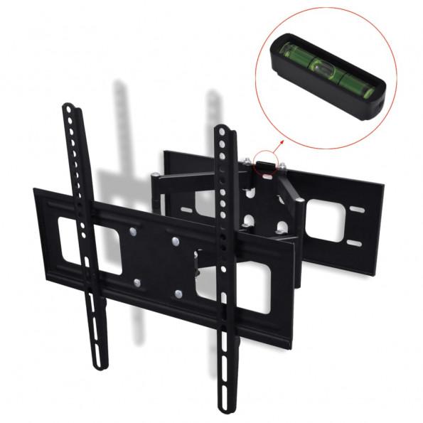 """Dobbeltarmet drejeligt vipbart TV-ophæng til væggen 3D 400 x 400 mm 32"""" - 55"""""""