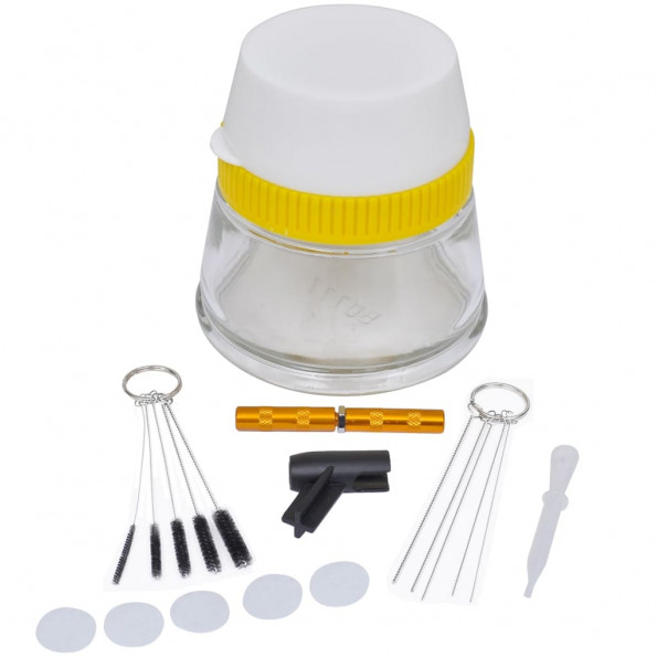 3-i-1 airbrush rengøringssæt