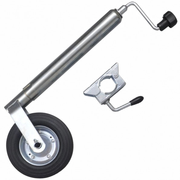 48 mm Støttehjul med 1 splitklemme