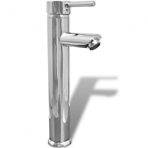 Blandingsbatteri til badeværelset messing