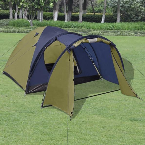 4-personers telt grøn
