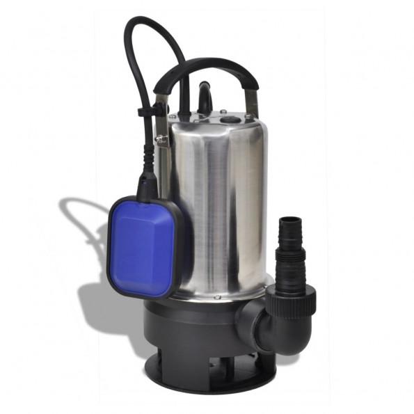 Dykpumpe til snavset vand 1100 W 16.500 l/t