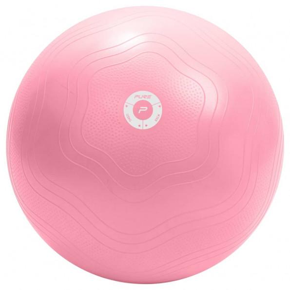 Pure2Improve træningsbold 65 cm pink
